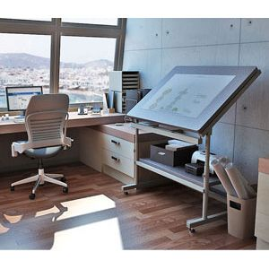 Should have bought this drafting table instead...