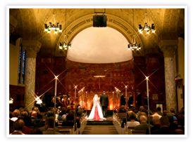 Wedding Ceremony Church - Nazareth Chapel /Northwestern College, St Paul, MN