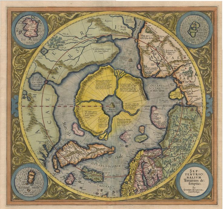 The Other Globe Hollow Earth