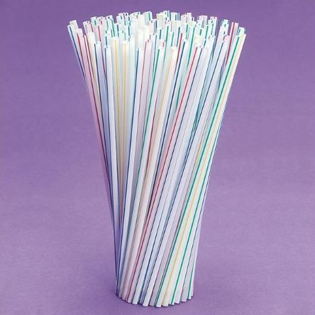 The 124 best images about plastic straw crafts on for Plastic straw art