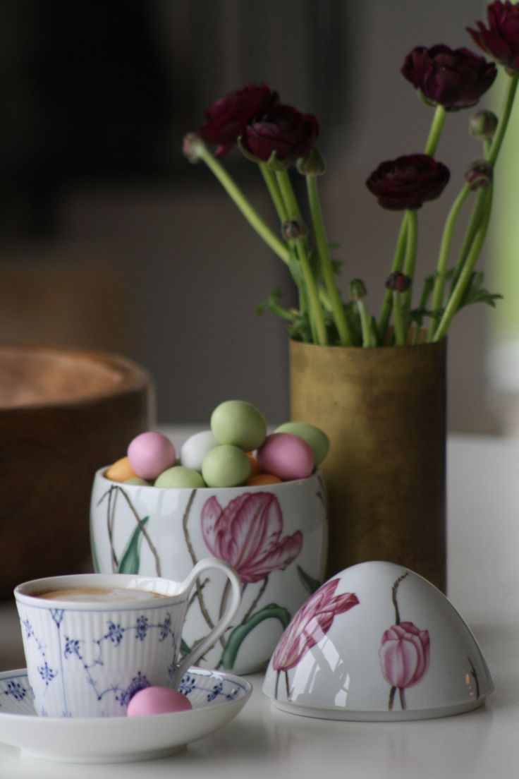 Royal Copenhagen Easter