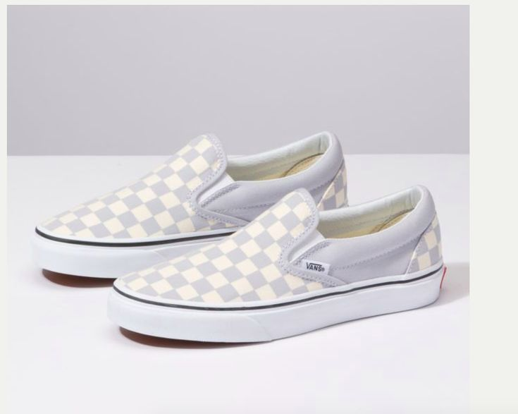Checkerboard Slip-On | Shop vans slip