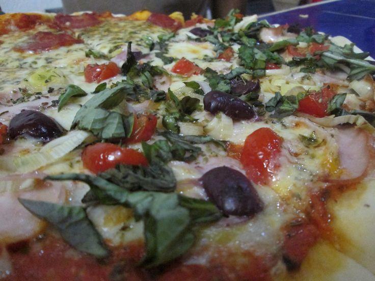 Mediterranea Pizza