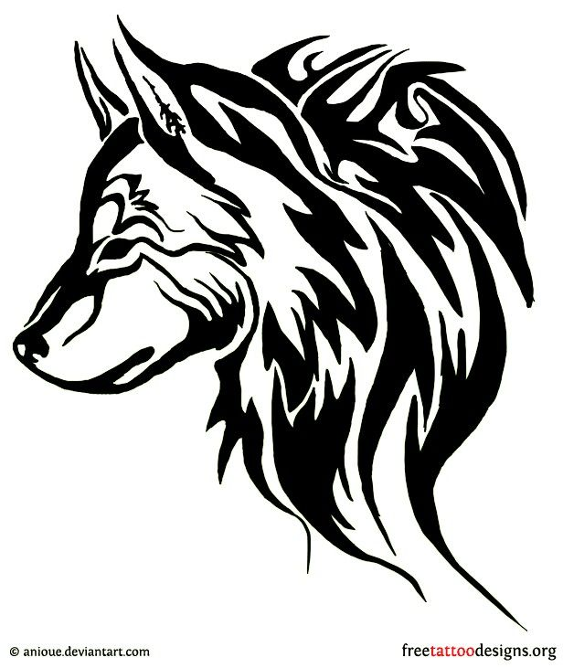 pin von unknown anime auf tattoos pinterest drache wolf und hintergr nde. Black Bedroom Furniture Sets. Home Design Ideas