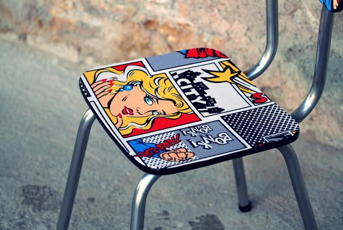 64 best images about formica on pinterest countertops - Relooker une chaise en formica ...