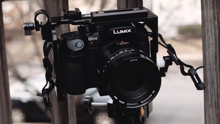"""#RIGSHOTS @FocusPulling: """"#GH4 with Leica NOCTICRON lens in D