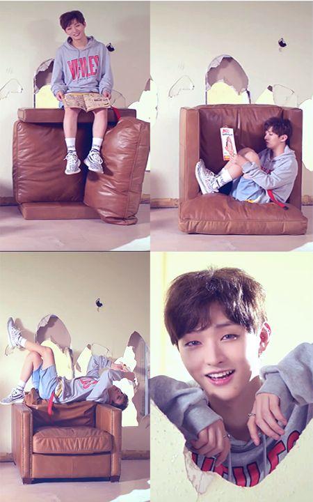 Jisung #Energetic #wannaone