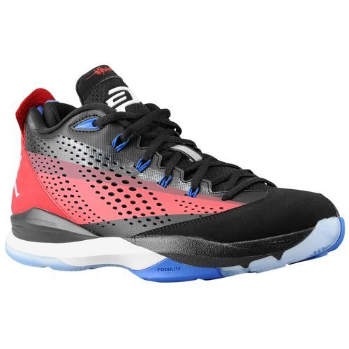 Jordan Mens CP3.VI AEt Sport Red White Game Royal - Basketball Shoes