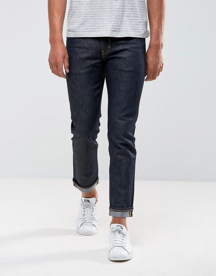 Levis Skateboarding 511 Slim 5 Pocket Jeans In Rigid Indigo - Blue