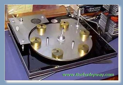 Michell Reference Transcription Turntable For Vinyl