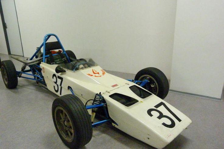 MTX 1-01 - 1978 - Vintage car at the National Technical Museum of Prague, Czech…