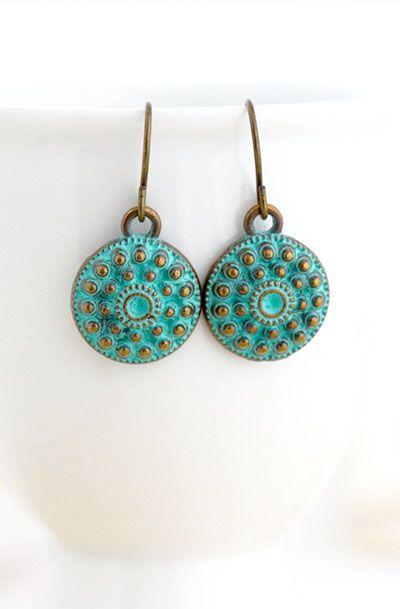 Boho Earrings - Ethnic