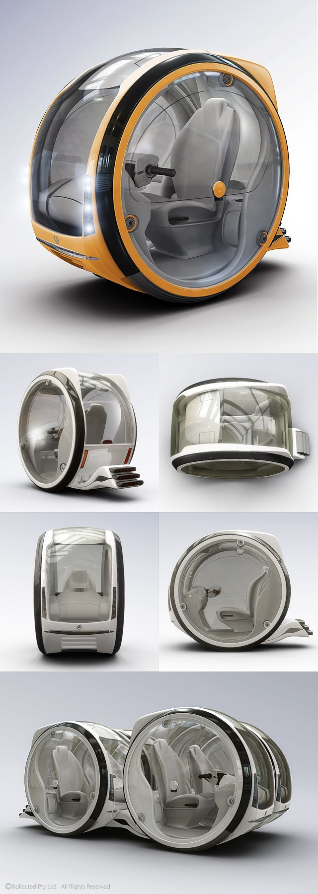 SNAP! by Nick Kaloterakis [Futuristic Vehicles: http://futuristicnews.com/category/future-transportation/]
