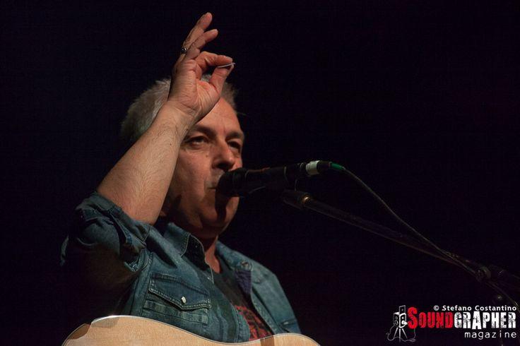 DAVIDE VAN DE SFROOS http://www.soundgrapher.com/photolive-davide-van-de-sfroos-roma-14012015/