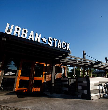 Urban Stack Burgeranly Drinks A New Restaurant Once Month