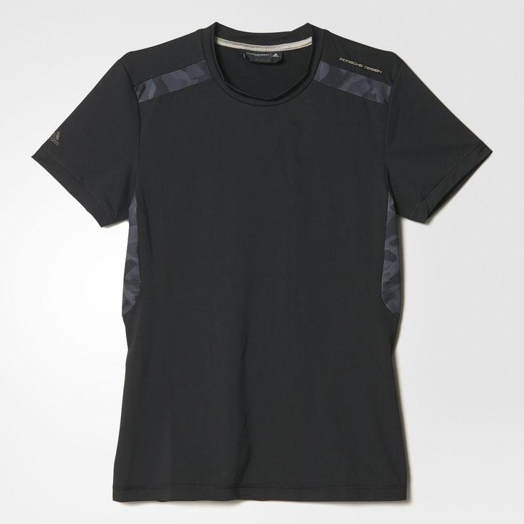 aMänner Porsche Design Sport by adidas /// ODT  Compression T-Shirt