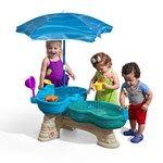 Spill & Splash Seaway Water Table   Kids Sand & Water Play   Step2