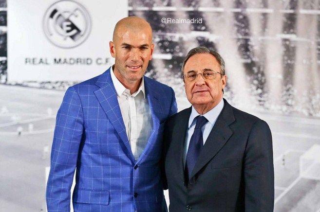 Berita Terbaru Real Madrid : Zinedine Zidane Resmi Gantikan Benitez Sebagai Pelatih Real Madrid | Berbol.com