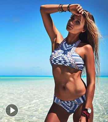 Découvrez les Maillots de bain Femme - Bikinis Rip Curl sur le Site officiel Rip Curl Europe.