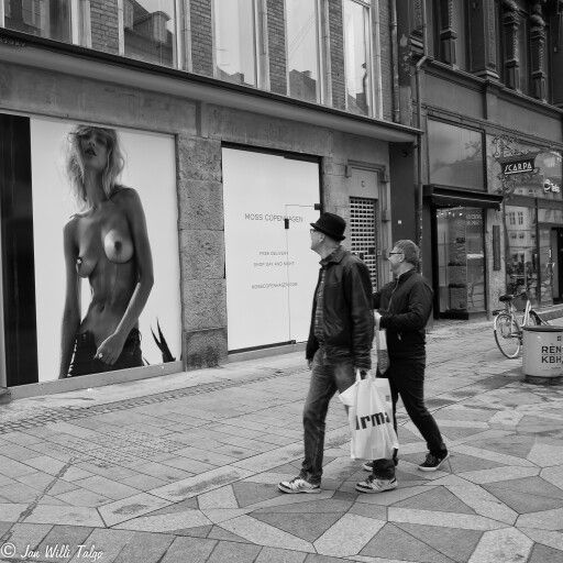 Award winning street photo
