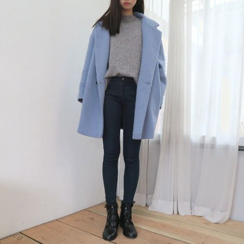How to wear blue coat with black boots! //ASK SIRI WHAT 0 DIVIDED BY 0 IS SHE WILL DISS YOU PMG DO IT NOW!