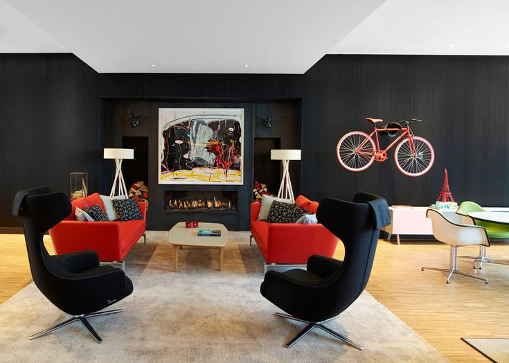 16 best citizenM images on Pinterest Hotel interiors, Design