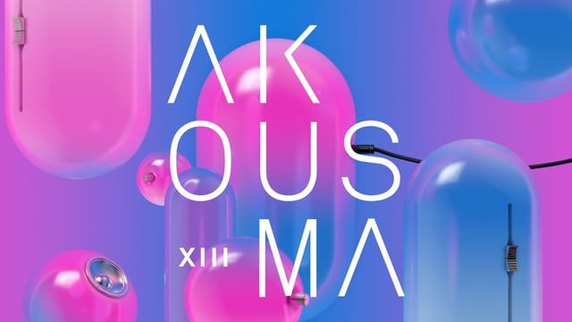 Teaser for the upcoming AKOUSMA XIII festival in Montreal, Canada.  Art direction, animation and sound design by Matthew Schoen