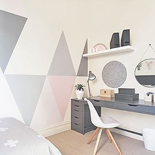25 best ideas about teen girl desk on pinterest teen bedroom desk teen bedroom colors and pink teen bedrooms - Desk Colors