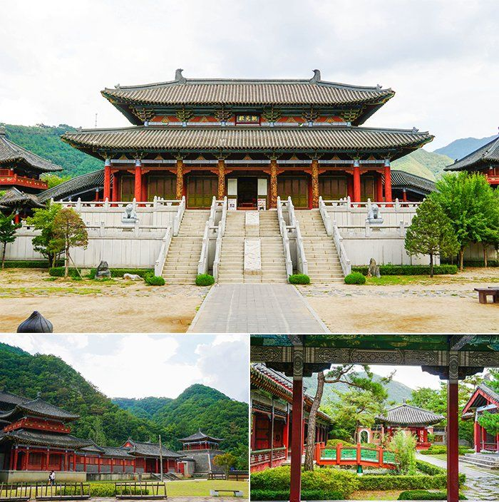 scarlet heart ryeo -visit korea