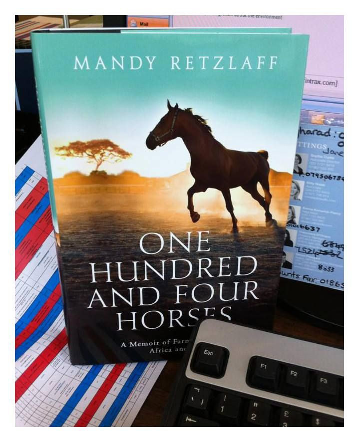 104 Horses a memoir of Africa, family and horses