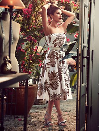 Shop Eva Mendes Collection - Del Mar Dress. Find your perfect size online at the best price at New York