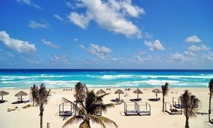 Groupon - All-Inclusive Stay at Grand Oasis Cancun in Mexico, with Dates into December. Includes Taxes and Fees. in Cancun. Groupon deal price: $187