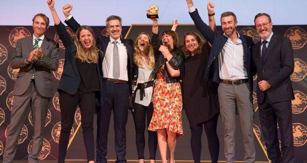Estos son todos los ganadores de los Premios Eficacia 2017