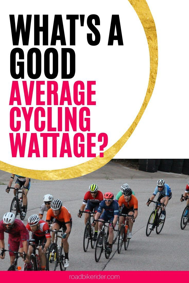 What Is A Good Average Wattage Cycling In 2020 With Images