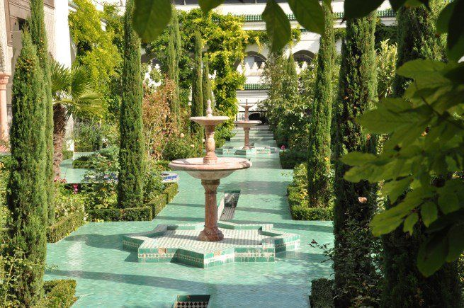 SPA - The hammam at the Mosquée de Paris is one of the most relaxing spa experiences in the city, with massages, bathing and tea rooms for afterwards