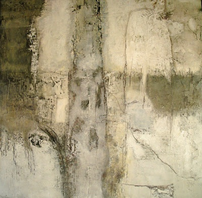 The encaustic goodness of Jeane Myers  :)