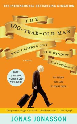 Bacon book club will be reading The 100 Year Old Man Who Climbed Out of the Window and Disappeared by Jonas Jonasson. The Book Club meets on Wednesday, Dec. 6th from 7-8 p.m.