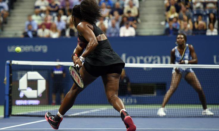 Game-by-game report: Will Serena's dream of a calendar grand slam end at the hands of her sister? Join Bryan Graham for the latest news
