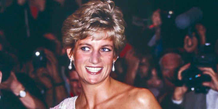 Sam McKnight on Crafting Princess Diana's Iconic Haircut  - HarpersBAZAAR.com