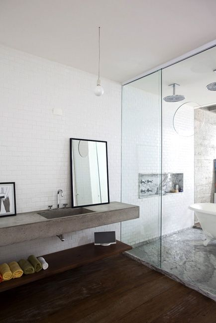 Interior Styling   Rustic Bathrooms