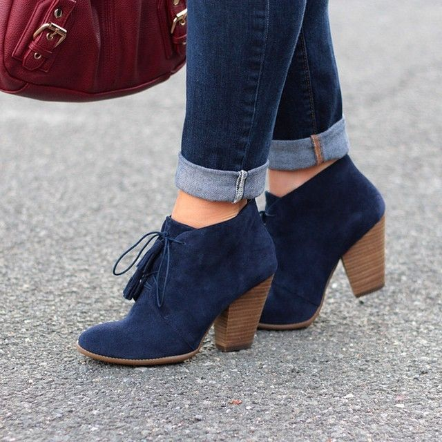THE Fall Bootie!