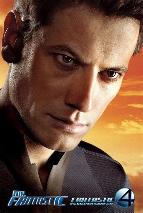 Les 4 Fantastiques et le Surfer d'argent (2007) l Mr Fantastic