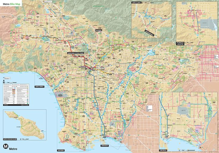 detailed map of los angeles county google search los angeles