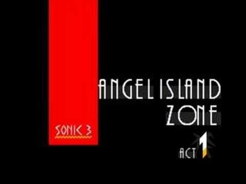 Sonic 3 Music: Angel Island Zone Act 1 - YouTube