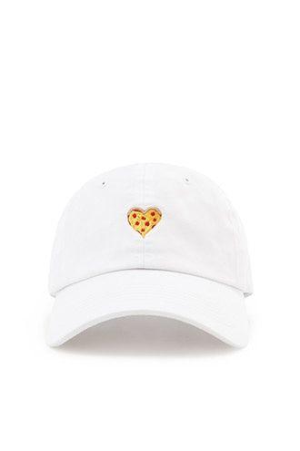 Any Memes Pizza Heart Cap