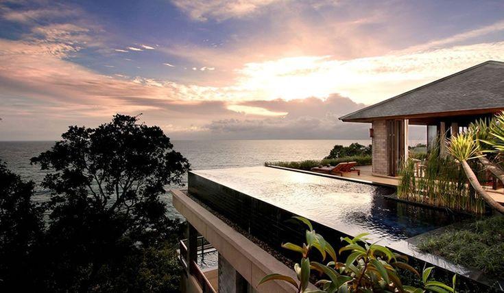 Paresa Resort Phuket: Luxury, Resorts Phuket, Favorite Places, Paresa Resorts, Golf Cour, Travel, Phuket Thailand Hotels, Paresa Phuket, Pools