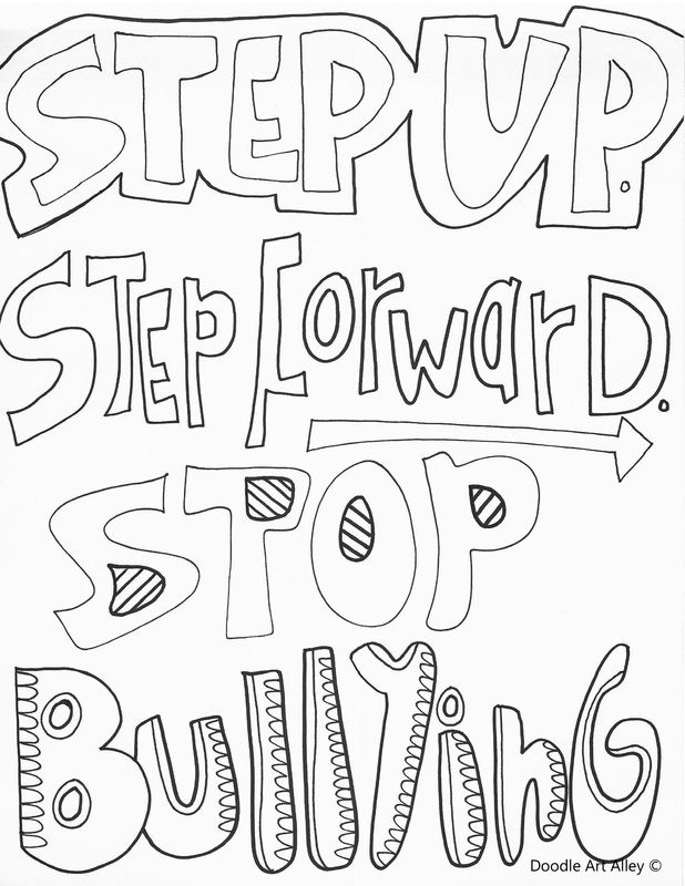 Printable Bullying Activities Worksheets for all | Download and ...