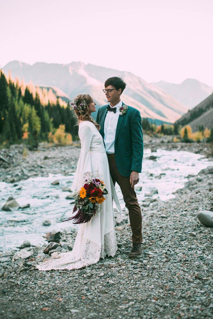 Best 25 Fall Mountain Wedding Ideas On Pinterest