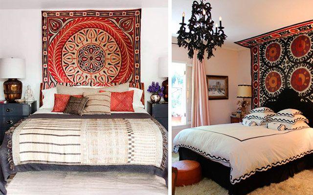 Decofilia Blog   Cabeceros de cama con textiles para decorar el dormitorio