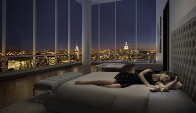 Finnaly! Someone Bought NYC's First $100 Million Apartment